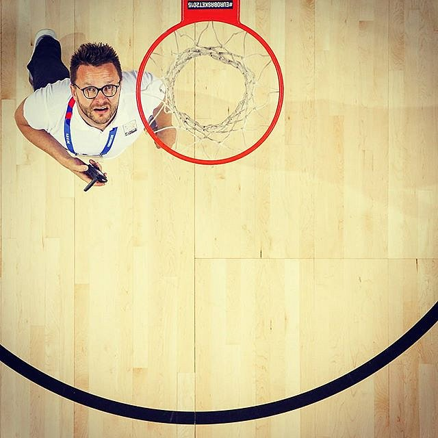 Finish your work now and let's go to watch #Eurobasket2015 #semifinal