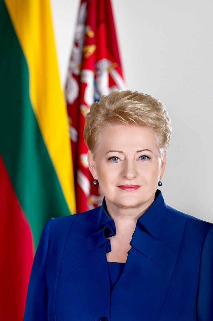 President Dalia Grybauskaite