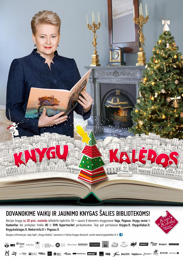 Christmas of Books poster