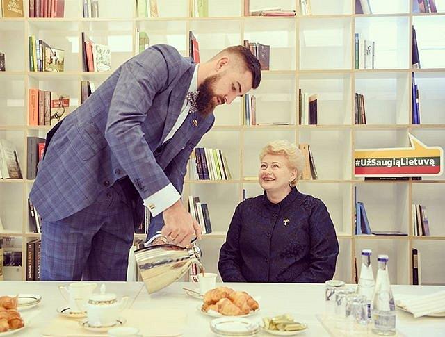 #JonasValančiūnas for #goodmorning #coffee