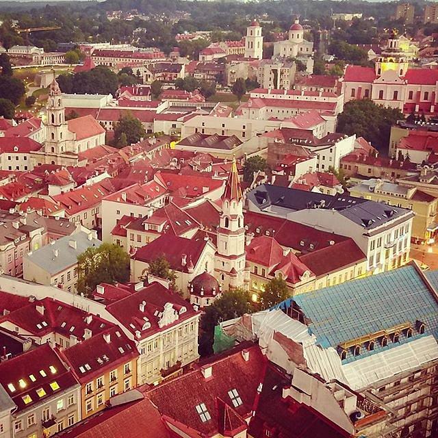 #Vilnius #senamiestis