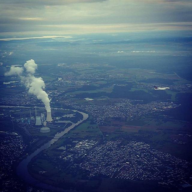 #Frankfurt #airplane