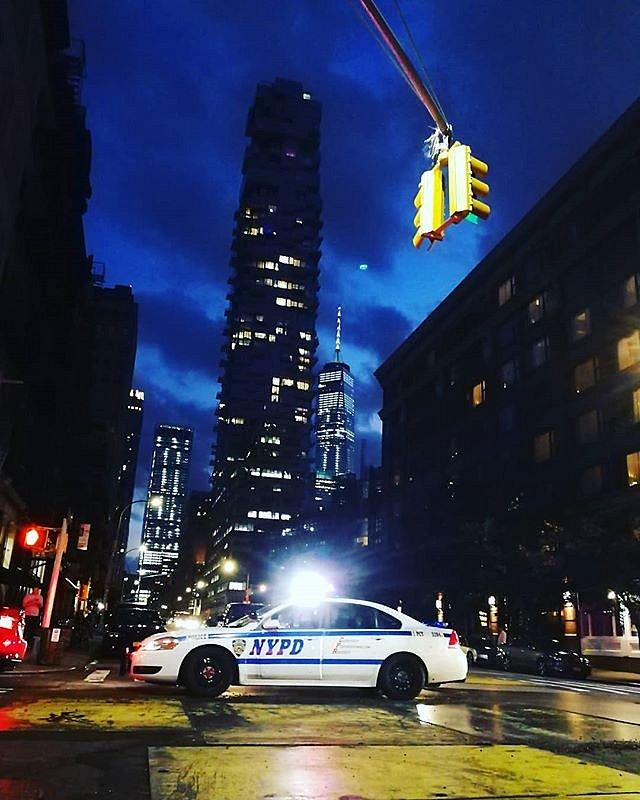 #NewYork #NYPD
