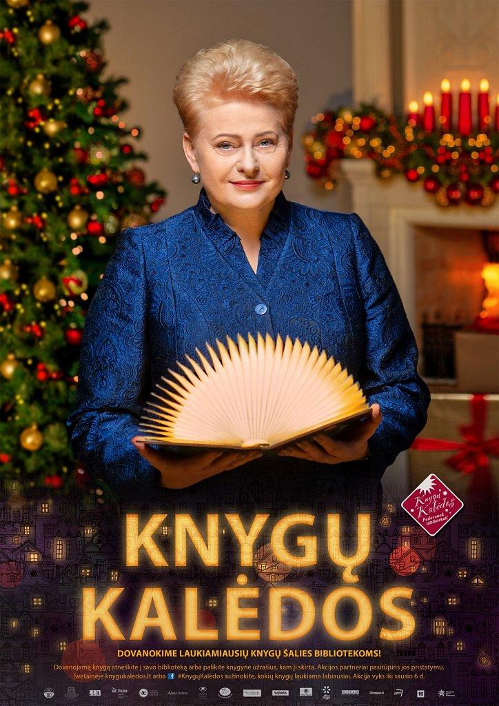 Knygų Kalėdos 2018