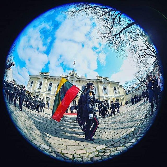#Kadetai #priesaika #DaliaGrybauskaitė #TėvynėsLabui